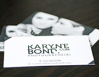 Karyne Bond Photographe