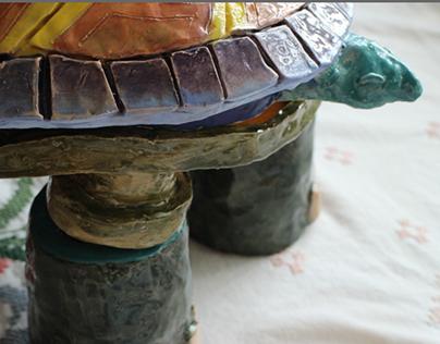 Dinner Companion Tortoise