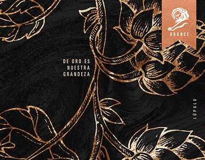 De Oro es Nuestra Grandeza - BBC Young Lions Print 2020