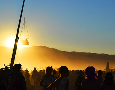 Burning Man Moments