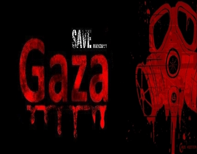 Cover Facebook #OpSaveGaza