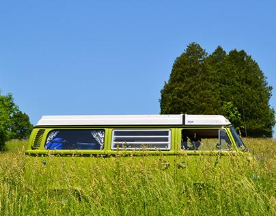 Charlie the Camper Van