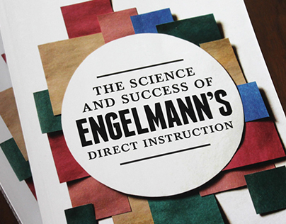 Book Cover – Science & Success of Engelmann's DI