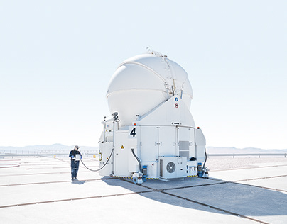 Paranal: A Space Odyssey