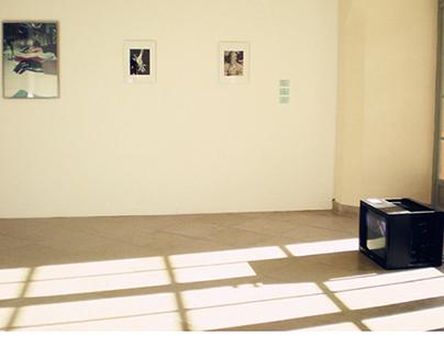 Exhibition design - ''Les Mains''