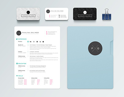 My Branding and New Résume