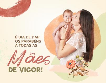 Dia das Mães Vigor