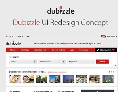 Dubizzle Redesign Concept