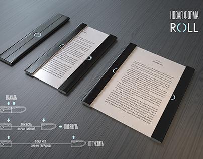 Roll — alternative book