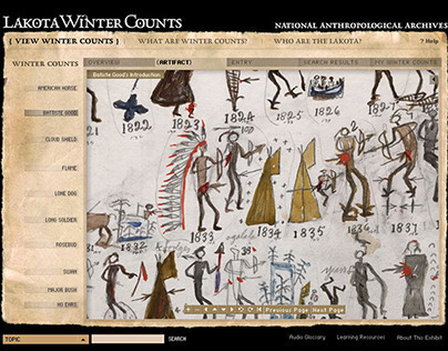 Lakota Winter Counts - The Smithsonian