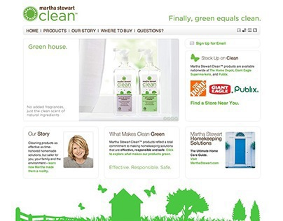 Martha Stewart Clean