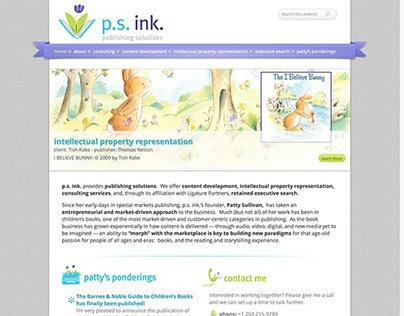 P.S. Ink
