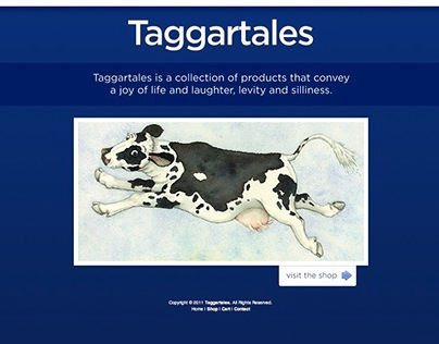Taggartales - Fine Greeting Cards