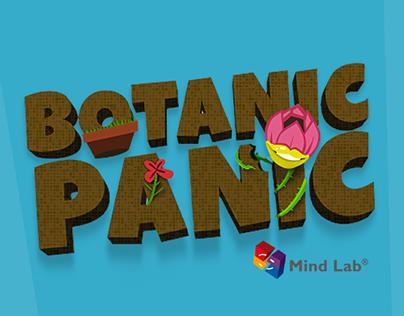 Botanic Panic - Tablet Game