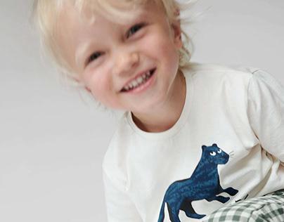 BABY BOY'20 Puma T-shirt
