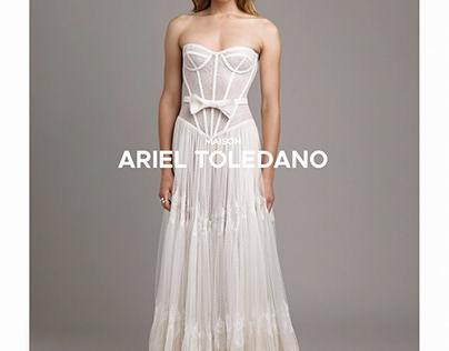 Ariel Toledano Bridal 2018