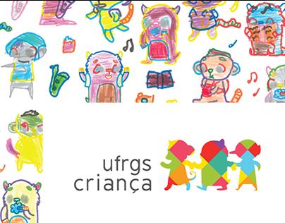 UFRGS Criança – Identidade Visual
