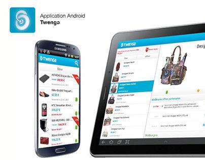 App Android Twenga