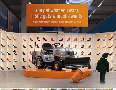 OBI – Promotion The Shoe Deal