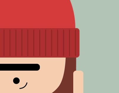 Red Cap - Minimal Responsive Coming Soon Template