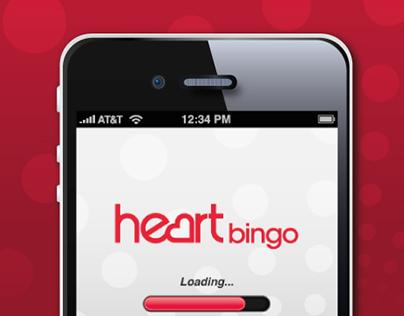 Heart Bingo redesign
