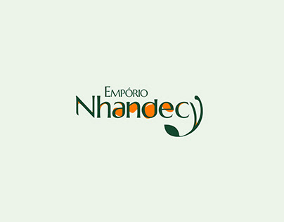 Visual Identity for Empório Nhandecy (Curitiba/BRA)