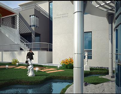 Residential Villa  - Ryadh-KSA