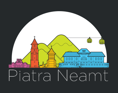 Town Branding - Piatra Neamt, RO