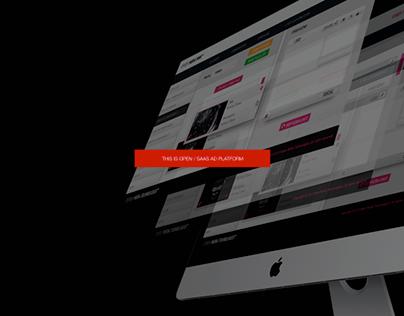 Open Media Technologies / SaaS Ad-Builder