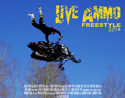 Live Ammo Freestyle 2014