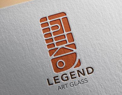 軒奇藝術玻璃|Legend Art Glass Branding Design