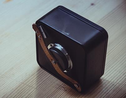 The Fossil // Pinhole Camera