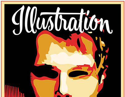 Illustration Magazine Cover