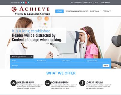 Achieve vision development center