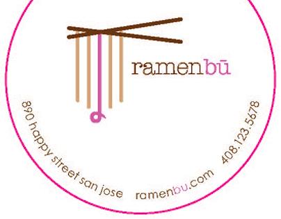 Ramen Restaurant - Concept Design