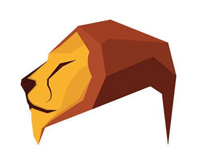 Illustration - Lion