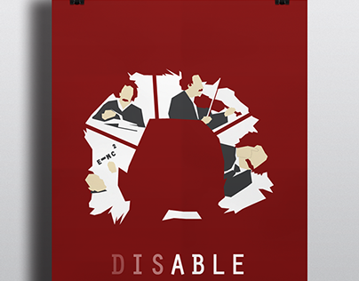 Disabled is Able- Posters For Tomorrow