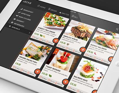 eMenu: Redefining Dining Experience