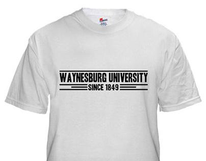 Waynesburg University T-Shirts