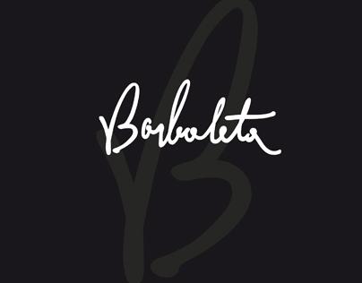 """Borboleta"" corporate identity by Margarita Kalace"