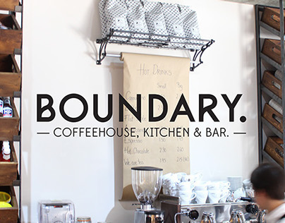 Boundary Cafe - Build