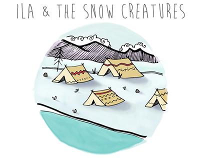 Ila & The Snow Creatures (Children's Book)