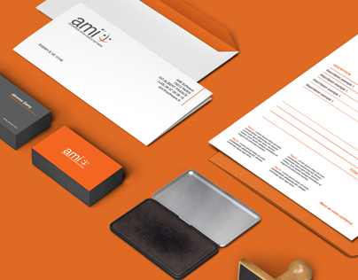 AMI Software - Brand Identity