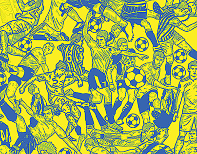 World Cup 2014 Covers and Pages