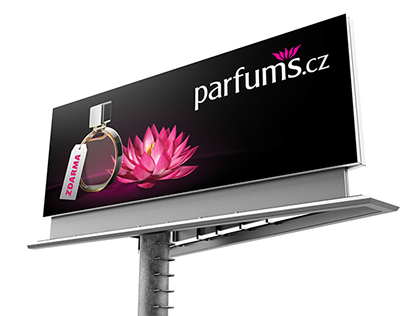 Key visuals parfums.cz