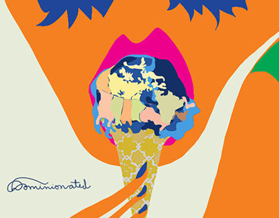 DOMINIONATED (ALBUM COVER)