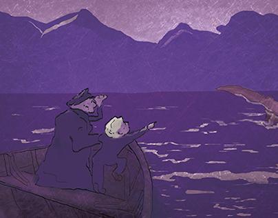 The silent ocean