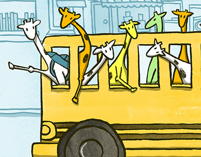 Giraffe Bus