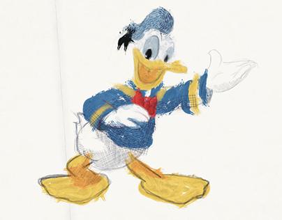Disney Sketches