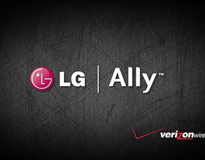 LG Ally  Promo Video Stills